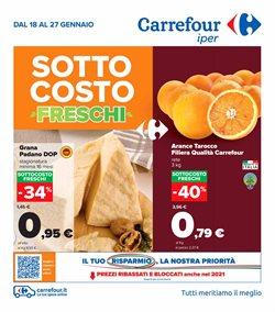 Offerte Iper Supermercati nella volantino di Carrefour Iper a Desio ( 3  gg pubblicati )