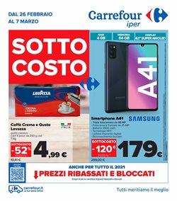 Catalogo Carrefour Iper a Bologna ( Per altri 8 giorni )