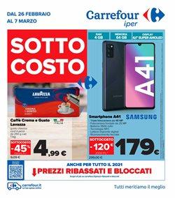 Offerte Iper Supermercati nella volantino di Carrefour Iper a Torino ( Per altri 7 giorni )