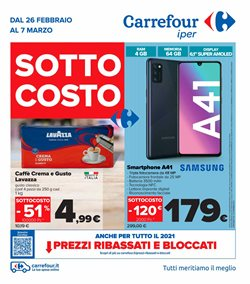Catalogo Carrefour Iper ( Per altri 3 giorni )
