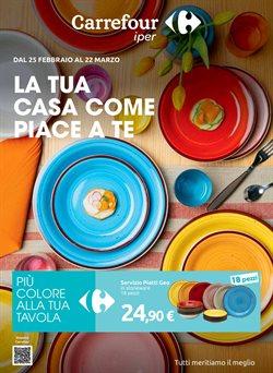 Offerte Iper Supermercati nella volantino di Carrefour Iper a Cagliari ( 3  gg pubblicati )
