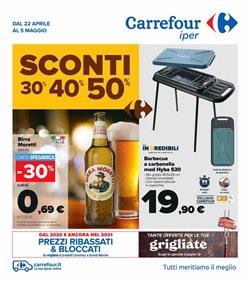 Catalogo Carrefour Iper a Milano ( Pubblicato oggi )