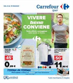 Offerte di stagione nella volantino di Carrefour Iper ( Per altri 5 giorni)