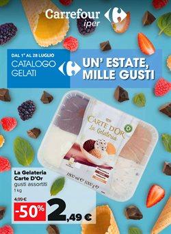 Offerte di Carrefour Iper nella volantino di Carrefour Iper ( Pubblicato ieri)