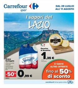 Offerte di Iper Supermercati nella volantino di Carrefour Iper ( Per altri 6 giorni)
