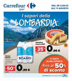 Offerte di Carrefour Iper nella volantino di Carrefour Iper ( Pubblicato oggi)