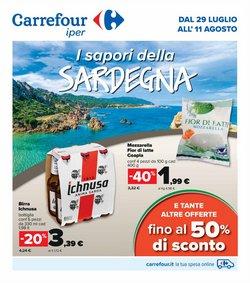 Offerte di Iper Supermercati nella volantino di Carrefour Iper ( Per altri 13 giorni)