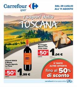 Offerte di Carrefour Iper nella volantino di Carrefour Iper ( Per altri 12 giorni)