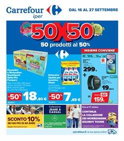 Offerte di Iper Supermercati nella volantino di Carrefour Iper ( Per altri 9 giorni)