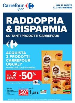 Offerte di Iper Supermercati nella volantino di Carrefour Iper ( Per altri 5 giorni)