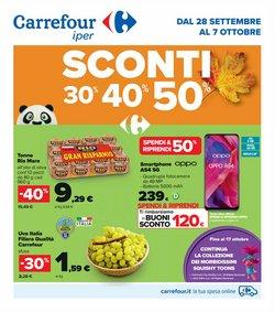 Catalogo Carrefour Iper ( Per altri 9 giorni)