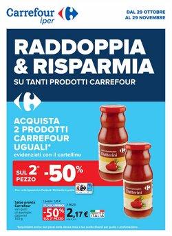 Catalogo Carrefour Iper ( Pubblicato ieri)