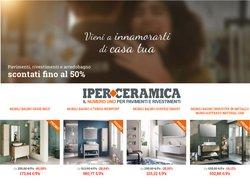 Offerte Bricolage e Giardino nella volantino di Iperceramica a Ragusa ( Per altri 26 giorni )