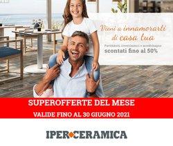 Offerte di Iperceramica nella volantino di Iperceramica ( Per altri 16 giorni)