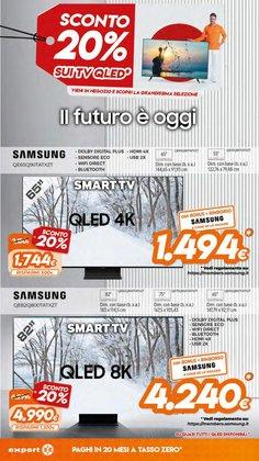 Offerte di Smart TV a Expert