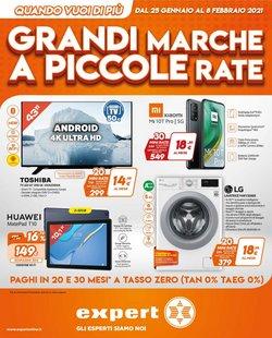 Offerte Elettronica e Informatica nella volantino di Expert a Genova ( 2  gg pubblicati )