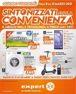 Offerte Elettronica e Informatica nella volantino di Expert a Pomezia ( Pubblicato oggi )