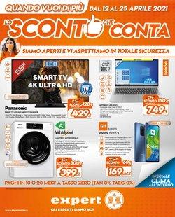 Offerte Elettronica e Informatica nella volantino di Expert a La Spezia ( 3  gg pubblicati )
