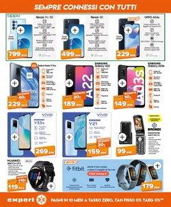 Offerte di Samsung nella volantino di Expert ( Per altri 10 giorni)