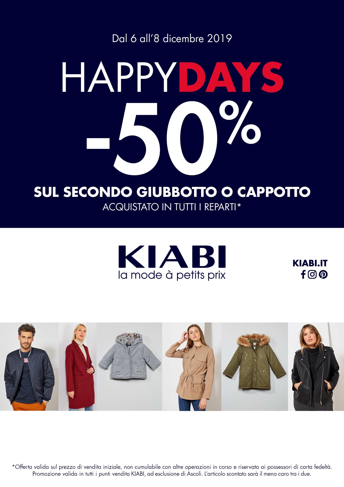 Offerte di Kiabi nella volantino di Milano