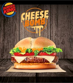 Catalogo Burger King ( Più di un mese )