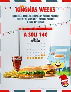 Catalogo Burger King a Jesolo ( Scaduto )