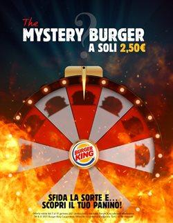 Offerte Ristoranti nella volantino di Burger King a Marcianise ( Per altri 16 giorni )