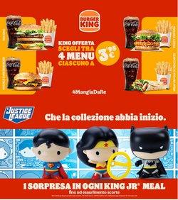 Catalogo Burger King ( Per altri 29 giorni )
