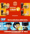 Offerte Ristoranti nella volantino di Burger King a Foligno ( Per altri 4 giorni )