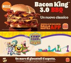 Offerte di Ristoranti nella volantino di Burger King ( Per altri 16 giorni)