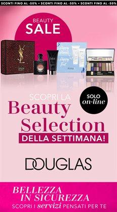 Offerte Profumeria e Bellezza nella volantino di Douglas a Vercelli ( Scade domani )