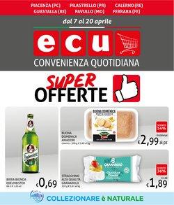 Offerte Discount nella volantino di Ecu Discount a Parma ( Per altri 4 giorni )