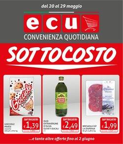 Offerte di Ecu Discount nella volantino di Ecu Discount ( Scaduto)