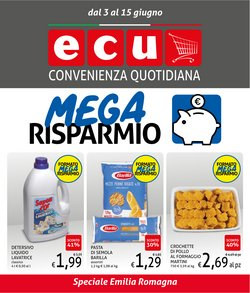Offerte di Discount nella volantino di Ecu Discount ( Scade oggi)