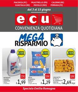 Offerte di Ecu Discount nella volantino di Ecu Discount ( Scade oggi)