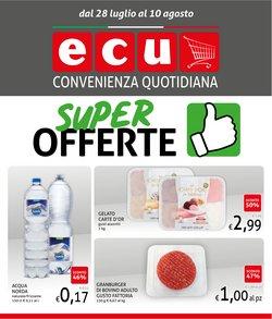 Offerte di Discount nella volantino di Ecu Discount ( Per altri 6 giorni)