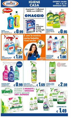 Offerte di Pulizia lavastoviglie a Casa & Co