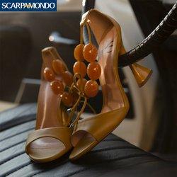 Offerte di Scarpamondo nella volantino di Scarpamondo ( Per altri 10 giorni)