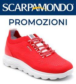 Offerte di Scarpamondo nella volantino di Scarpamondo ( Per altri 3 giorni)