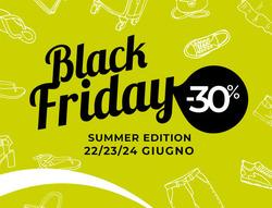 Offerte Black Friday nella volantino di Scarpamondo a Roma