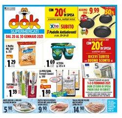 Catalogo Supermercati Dok a Lecce ( Per altri 5 giorni )