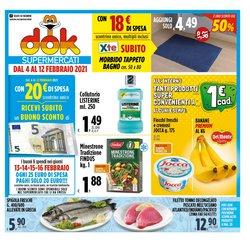 Catalogo Supermercati Dok a Foggia ( Scaduto )