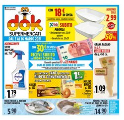 Catalogo Supermercati Dok a Foggia ( Per altri 10 giorni )