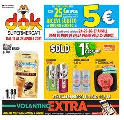 Catalogo Supermercati Dok a Taranto ( 3  gg pubblicati )