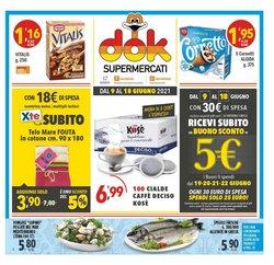 Offerte di Iper Supermercati nella volantino di Supermercati Dok ( Per altri 3 giorni)