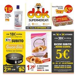 Offerte di Iper Supermercati nella volantino di Supermercati Dok ( Per altri 5 giorni)