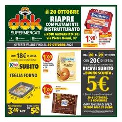 Catalogo Supermercati Dok ( Pubblicato ieri)
