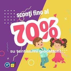 Offerte Infanzia e Giocattoli nella volantino di G di Giochi a Napoli ( Per altri 6 giorni )