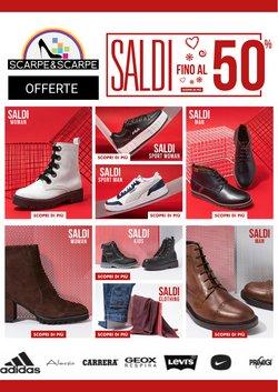 Offerte Abbigliamento, Scarpe e Accessori nella volantino di Scarpe&Scarpe a Catania ( Pubblicato oggi )