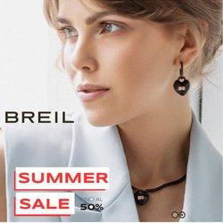 Offerte di Breil nella volantino di Breil ( Scade domani)
